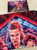 Stranger Things Quilt Cover Set