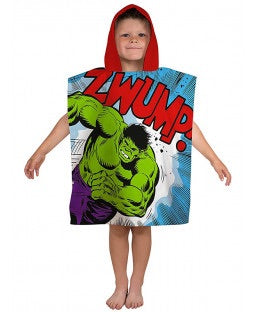 Hooded towel - Marvel hulk avengers