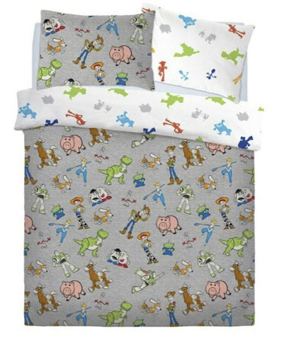 Toy Story Double to Queen Quilt Cover Set