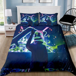 DJ Mello Marshmello Quilt Cover Set