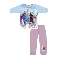 Frozen Winter Pjs Pyjama 5/6 years left