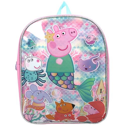 Peppa Pig Licensed Junior Backpack 30cm
