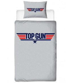 PRE ORDER Top Gun Single Quilt Cover Set