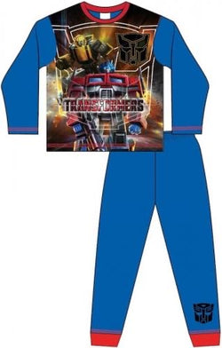 Transformers Winter Pjs Pyjama