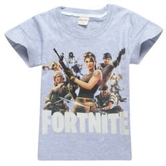 Fortnite tshirt - tee only - Grey