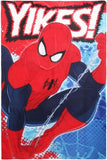 Spiderman Throw Size Fleece Blanket