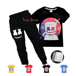 Fortnite Marshmello Outfit (tee/ pant) skinny waisted