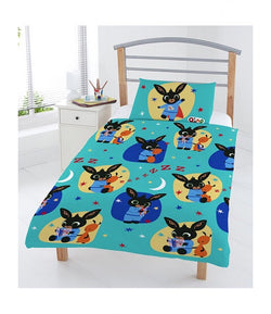 BING - Toddler Bed/Cot Quilt Cover Set
