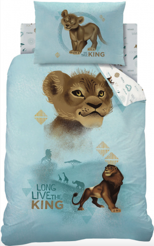 The Lion King Single Quilt Cover Set