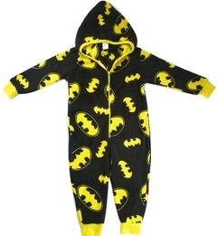 Batman Winter Onesie