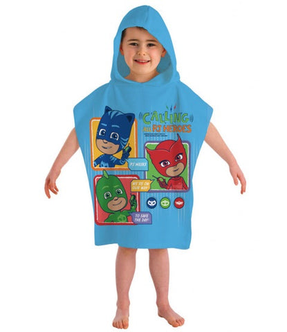 Hooded towel - Pj Masks