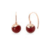 AURA Short Dangle Earrings