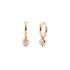 STELLAR 0.33ct Huggie Earrings