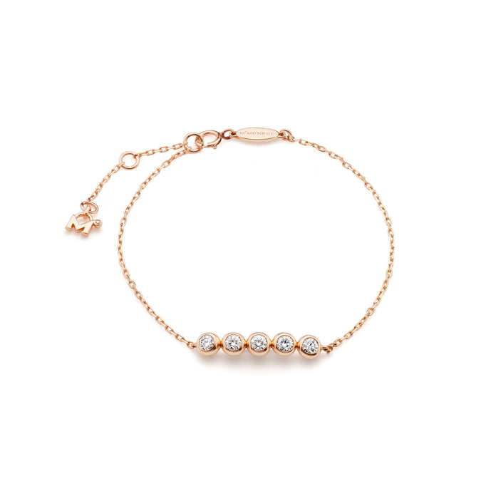 STELLAR Multi-Star Chain Bracelet