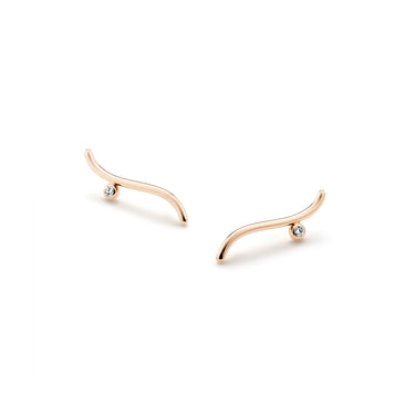 WHISPER Climber Earrings