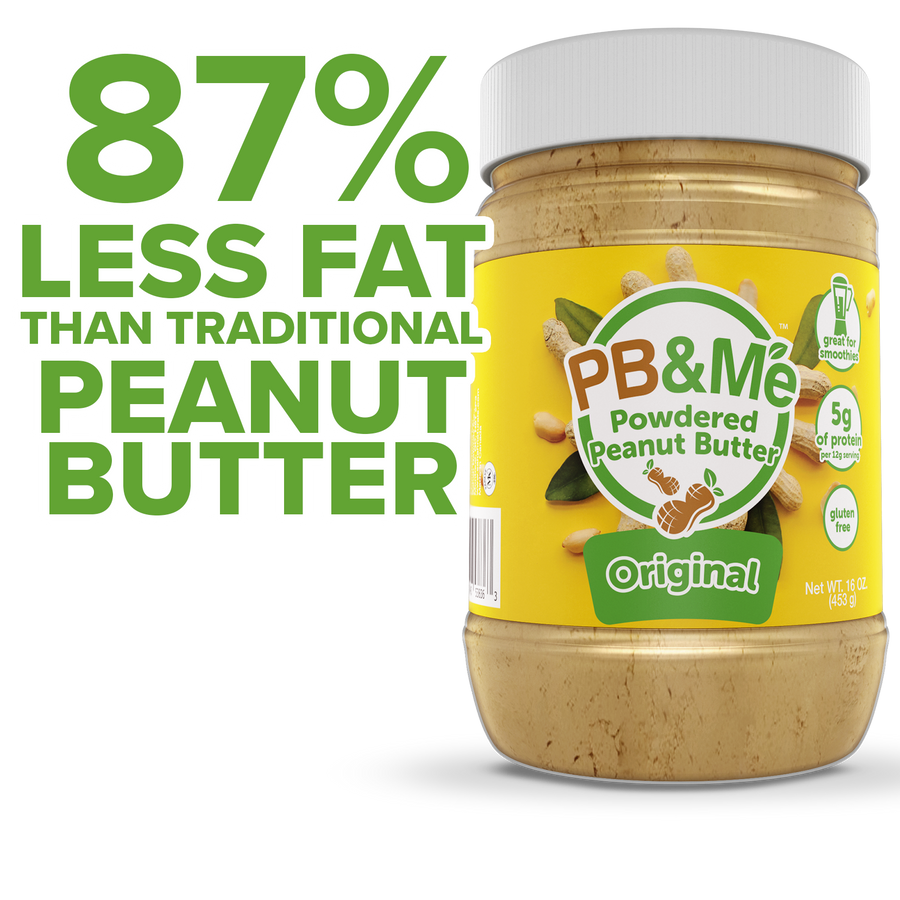 Powdered Peanut Butter, Original, 16oz