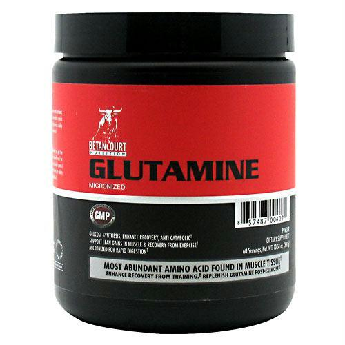 [priduct_vendor]-Betancourt Nutrition Glutamine Micronized-Internal Xposure, LLC