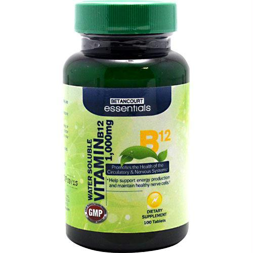 [priduct_vendor]-Betancourt Nutrition Betancourt Essentials Vitamin B12-Internal Xposure, LLC