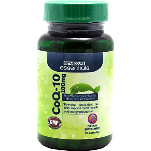 [priduct_vendor]-Betancourt Nutrition Betancourt Essentials Coq-10-Internal Xposure, LLC