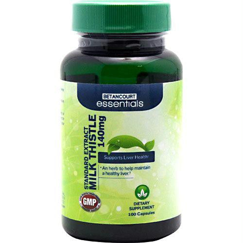 [priduct_vendor]-Betancourt Nutrition Betancourt Essentials Milk Thistle-Internal Xposure, LLC
