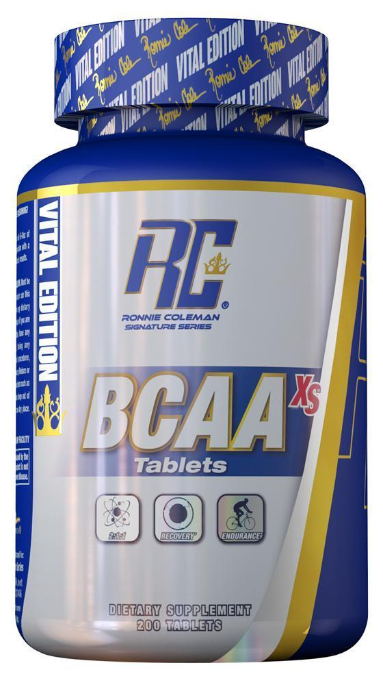 [priduct_vendor]-Ronnie Coleman Signature Series® BCAA Tablets-Internal Xposure, LLC