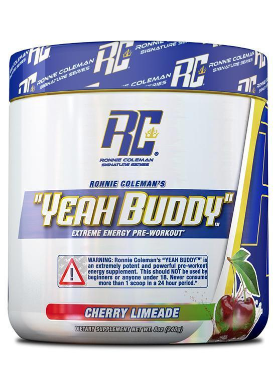 [priduct_vendor]-Ronnie Coleman Signature Series® Yeah Buddy - Pre Workout-Internal Xposure, LLC