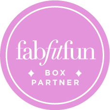 fit fab fun partner box badge