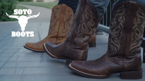 Types of Leather Used for Cowboy Boots