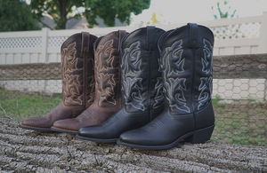 Affordable Handcrafted boots at 30% Off