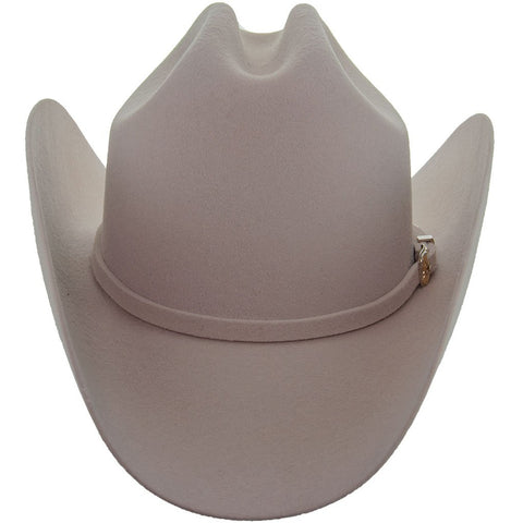 Wool Western Hat | Handmade Texana Hat-Elizable (100X)