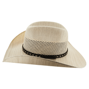 Soto Boots 50X Straw Cowboy Hat- S102 Side