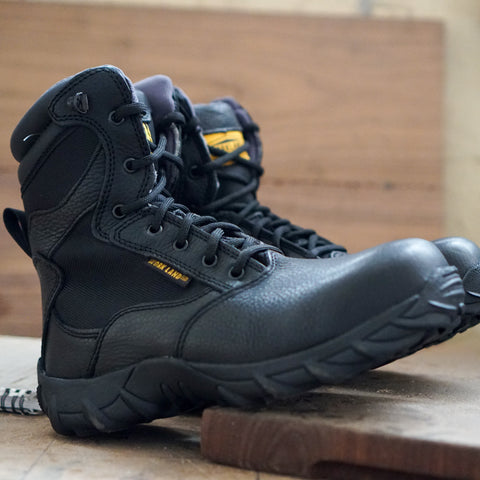 Tactical Work Boots | Men's Tactical Military Style Boots (76241) - Soto Boots