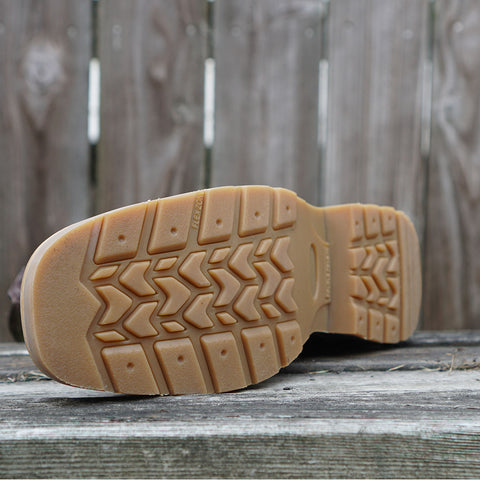 Rubber Sole of H6002 Western Work Boots