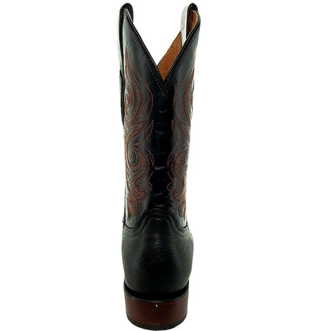 Parker Men's Broad Square Toe Cowboy Boots (H9001)