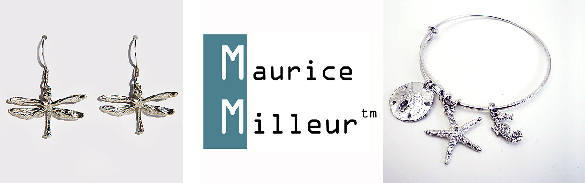 Maurice Milleur Jewelry