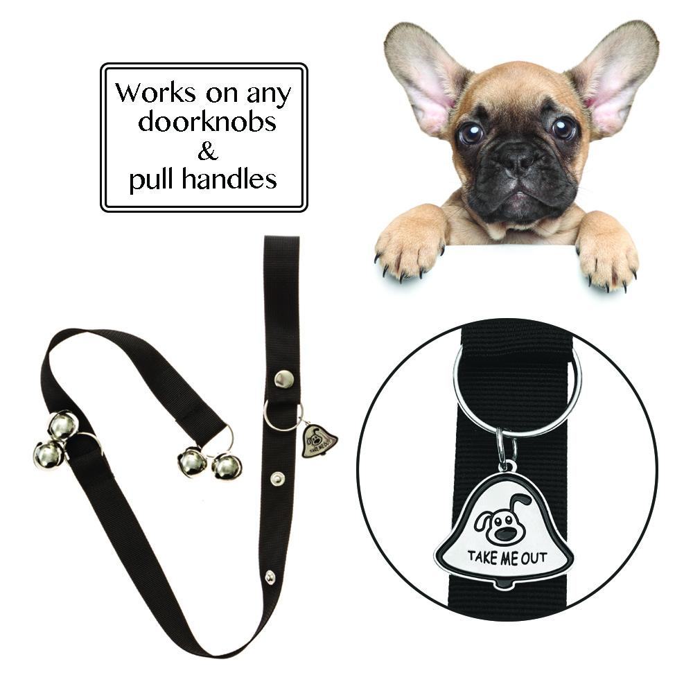 Special Offer Dog Doorbells For Potty Training Instructional Guide
