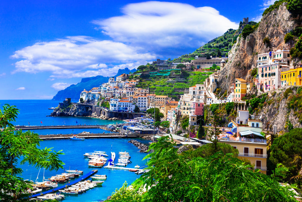 Complete Guide to Amalfi Coast Vacations