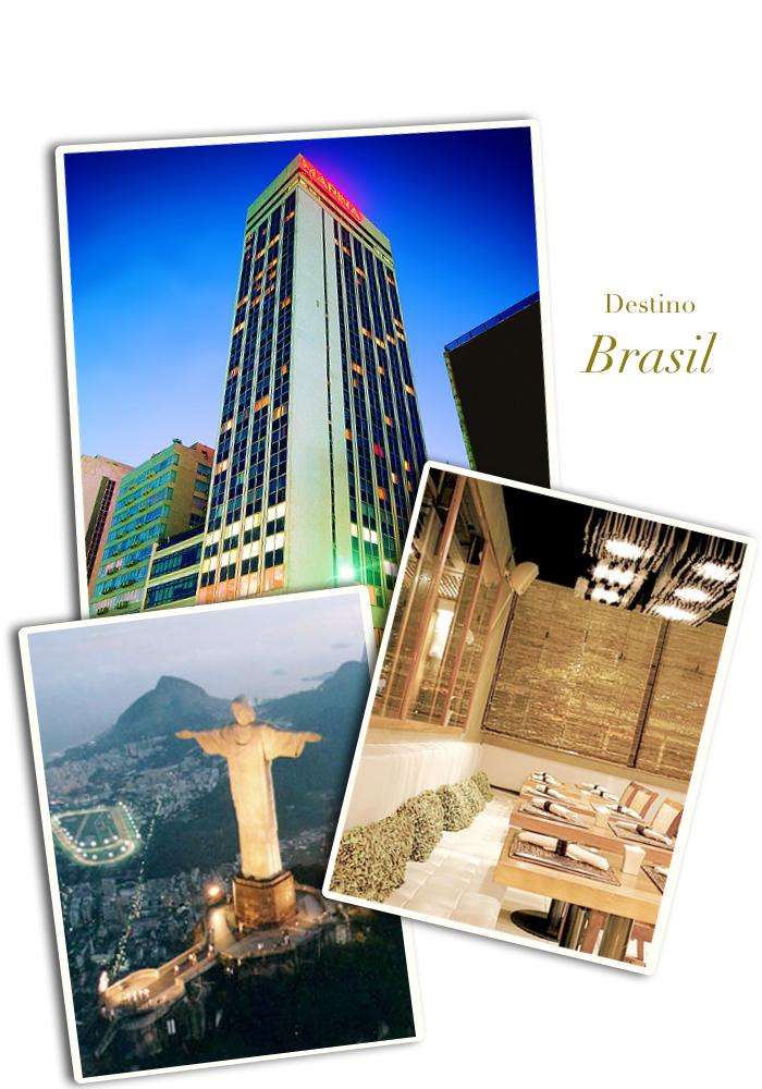Giving Inspiration - Destino Brasil