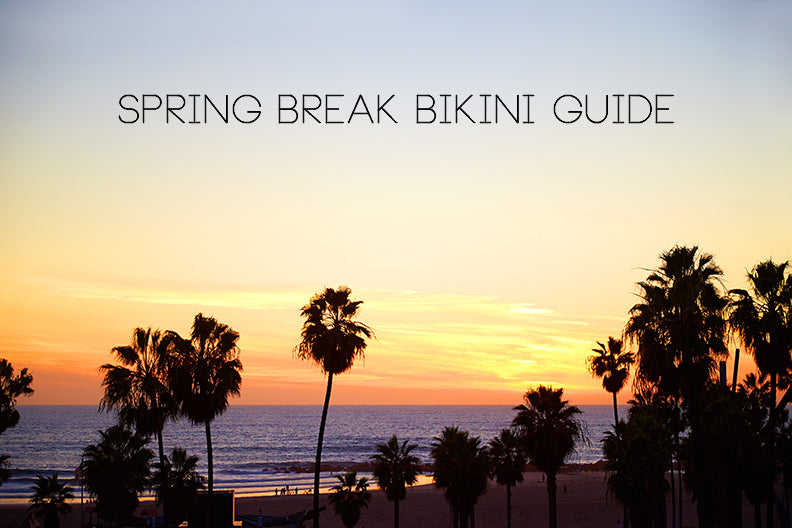 The Spring Break Edit