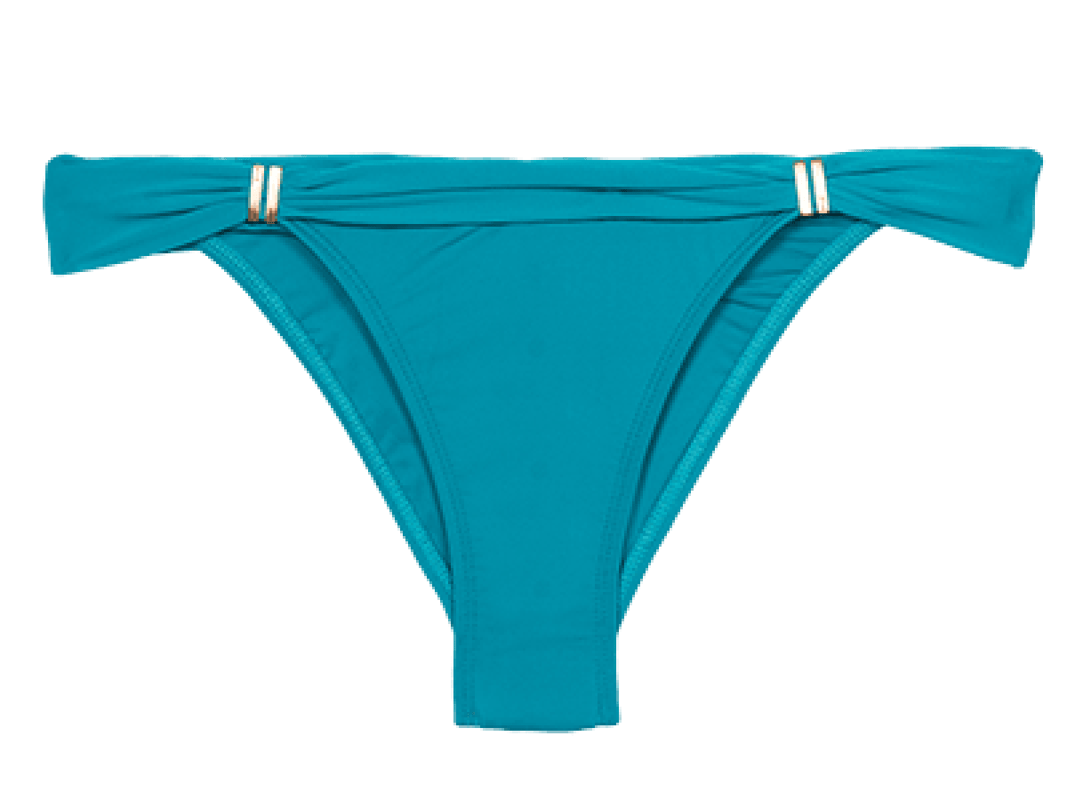 Turquoise Bia Tube Bottom