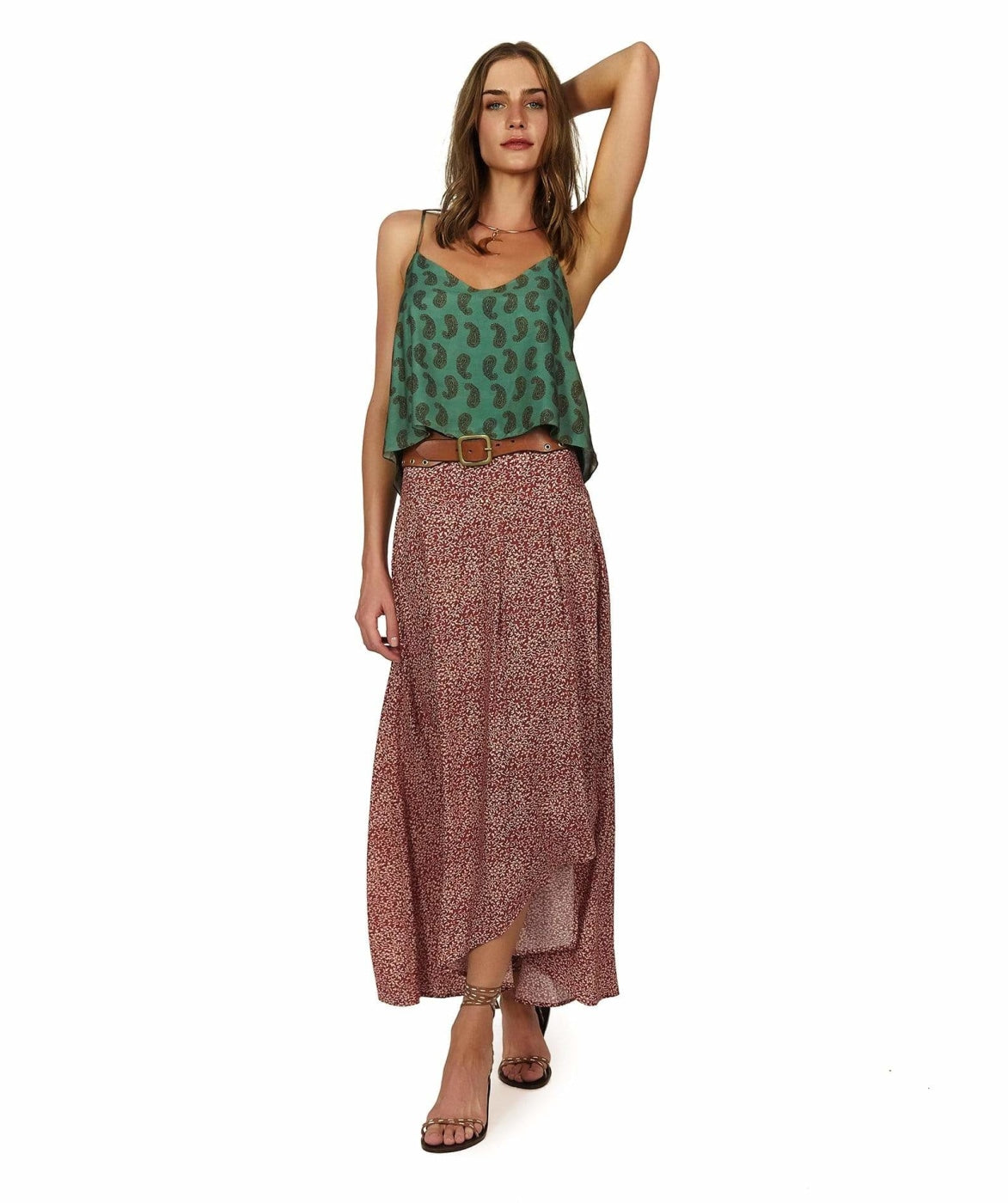 Verena Bia Long Skirt