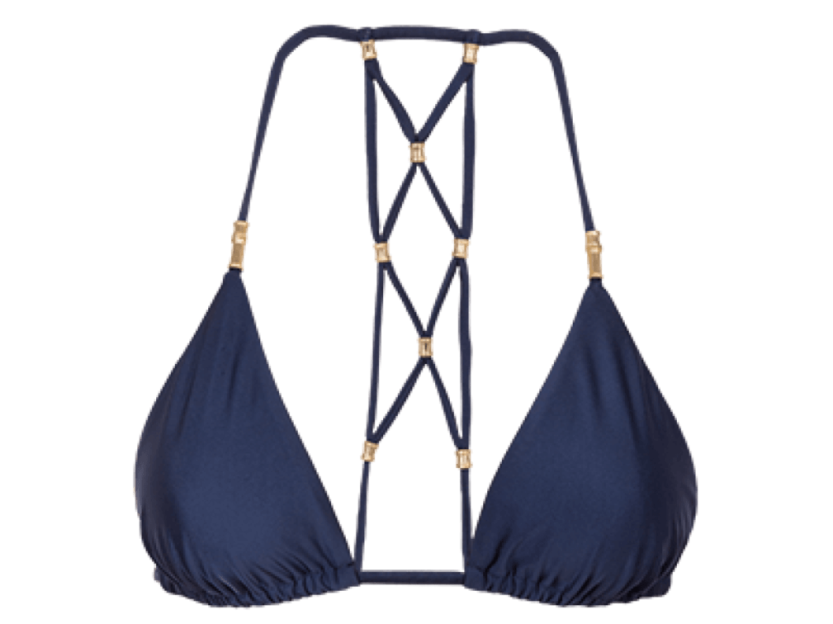 Indigo Lucy Triangle Top