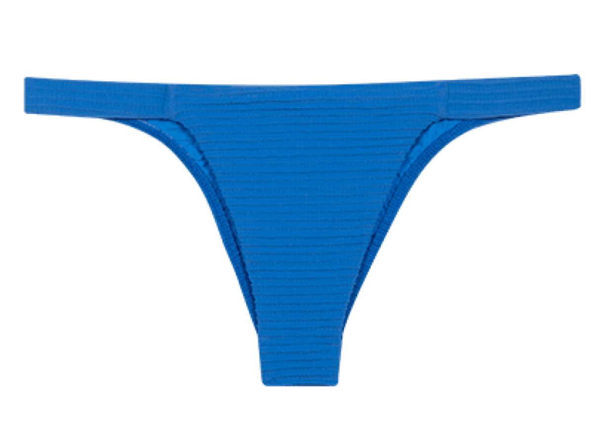 Periwinkle Dune Fany Detail Bottom