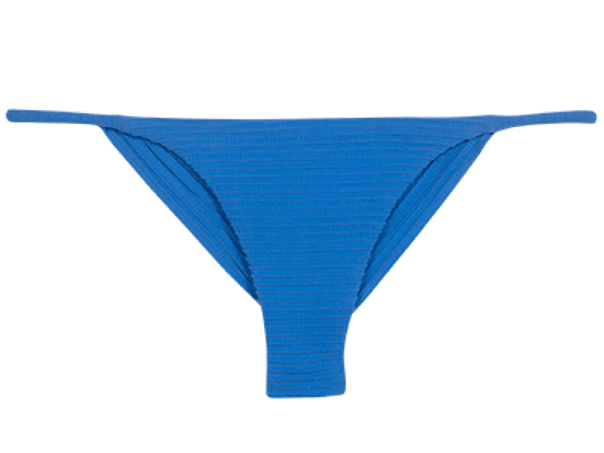Periwinkle Dune Ju String Bottom