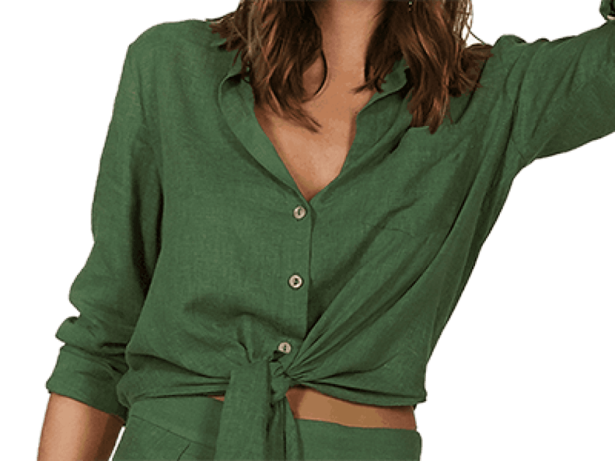 Bamboo Knot Blouse