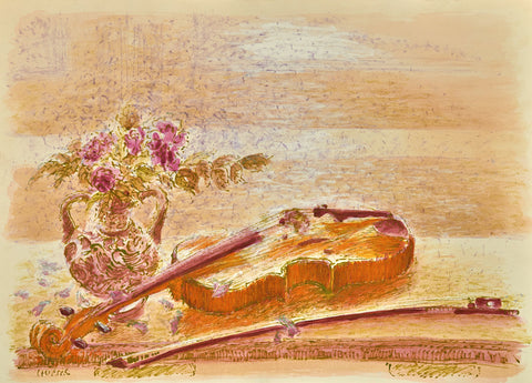 Memories of a Resting Violin