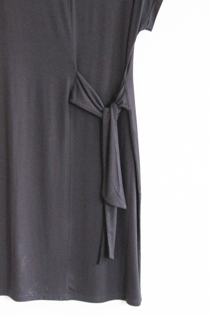 Bamboo Side Tie Dress