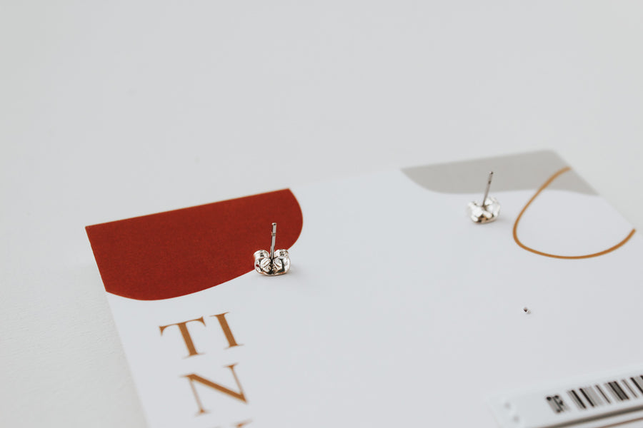 Imogen Earring with Gold Accent