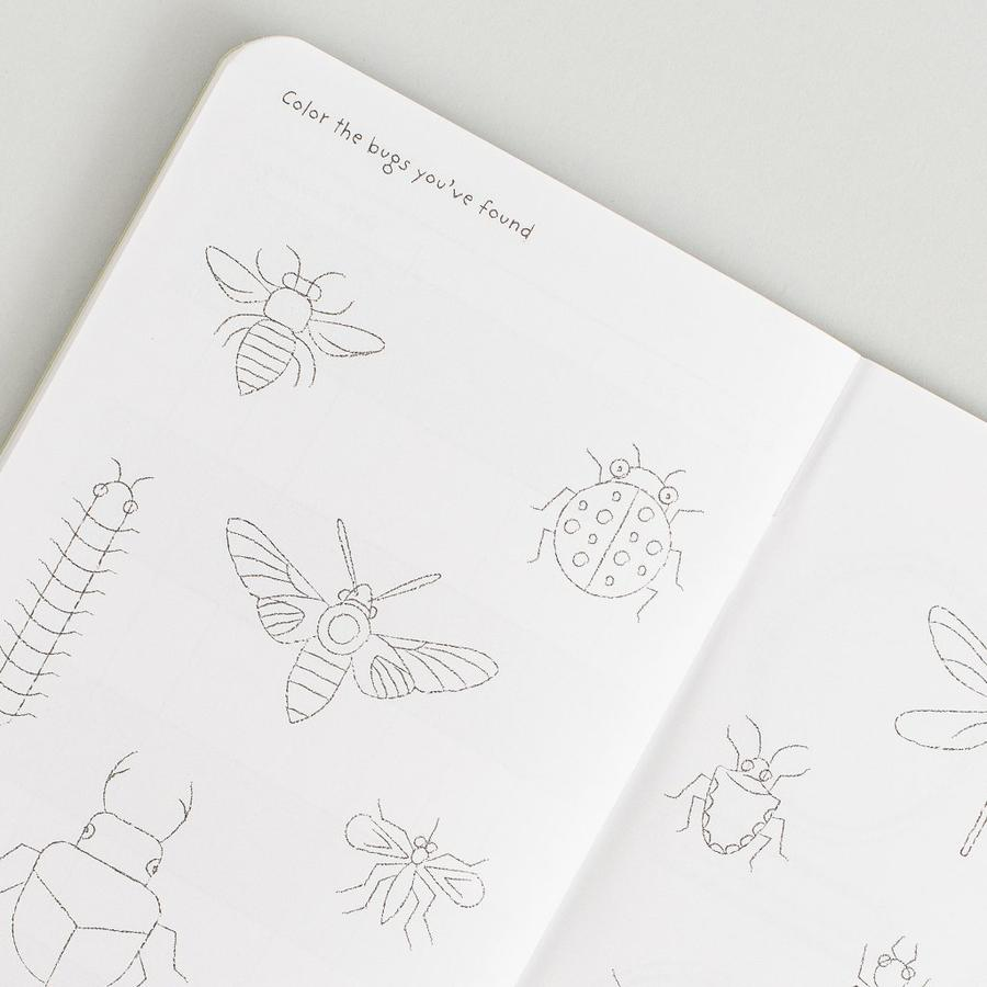Kid's Bug Passport
