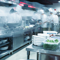 Restaurants and Warewashing